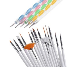 Nail Art Tools 20pcs Philippines