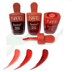 NARS Sasimi Velvet Lip Tint 3pcs of Shades