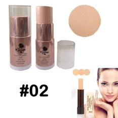 New Cinema Makeup Stick Concealer with SPF15 #02  & Vitamin E FREE Conceal Dark Areas Hide The Blemish Concealer Philippines