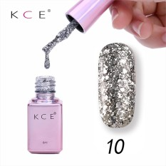 New Gel Nail 6ml Diamond Glitter Nail Polish Sequins Gel Nail Good Quality J - intl Philippines