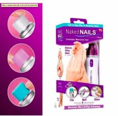 New Nails Perfect Electronic Manicure Tool Philippines