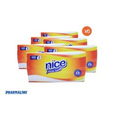 Nice Facial Tissue 2 Ply 200 Sheets 6 Packs Philippines