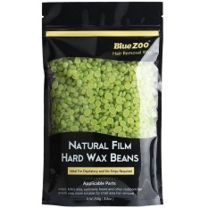 No Strip Depilatory Hot Film Hard Wax Pellet Waxing Bikini Hair Removal Bean G - intl Philippines