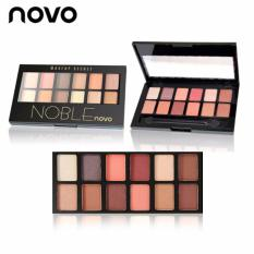 NOVO #5140 12 Colors Eye Shadow Palette #2 Philippines