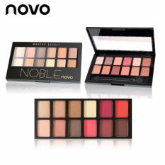 NOVO #5140 12 Colors Eye Shadow Palette #3 Philippines