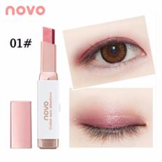 NOVO #5099 Double Color Eye Shadow Makeup #1 Philippines