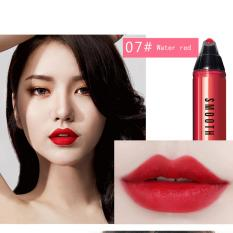 NOVO Korea Smooth  Lip Glaze Gloss Lip Art Tint No. 7 Water Red Philippines