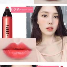 NOVO Korea Smooth Lip Glaze Gloss Lip Art Tint No2. Shaddock Color Philippines
