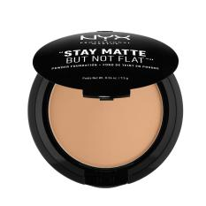 NYX Professional Makeup SMP09PT5 Stay Matte Not Flat Powder Foundation - Alabster Philippines