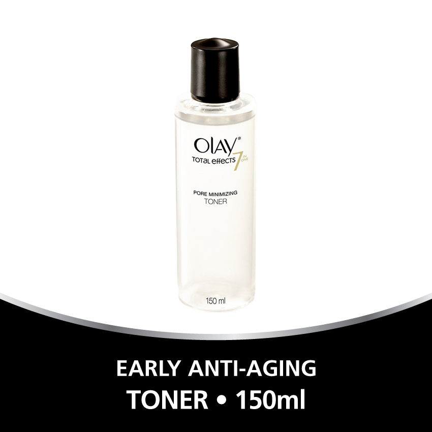Olay Total Effects 7-in-1 Pore Minimizing Toner 150ml product preview, discount at cheapest price