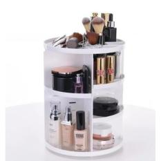 Organizer Box 360 Degree Make Up Holder Rotating Beauty Care Holder Rack Colored Rotating Make up Organizer Makeup Storage Display Cosmetic Storage Jewelry Drawers Organizer Philippines