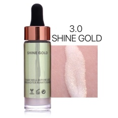 OTWOO Facial Glow Illuminating Liquid Concealer Highlighter Makeup Cream #3 - intl Philippines