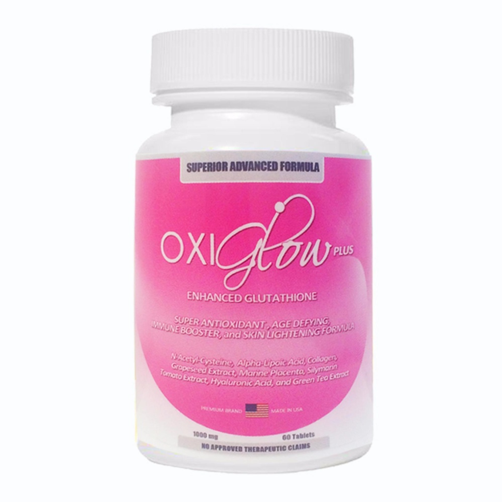 OxiGlow Enhanced Glutathione Bottle of 60 Tablets product preview, discount at cheapest price