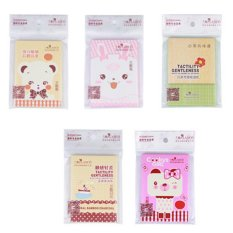 Pack Women Makeup Oil Absorbing Face Paper - intl Philippines
