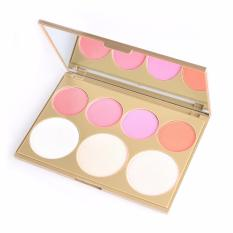 PARTY QUEEN 7 COLOR face sculptor contour and blush on kit Philippines
