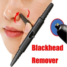 Pen Type Makeup Nose Extractor Stick Blackhead Remover Acne Pore Cleaner - intl Philippines