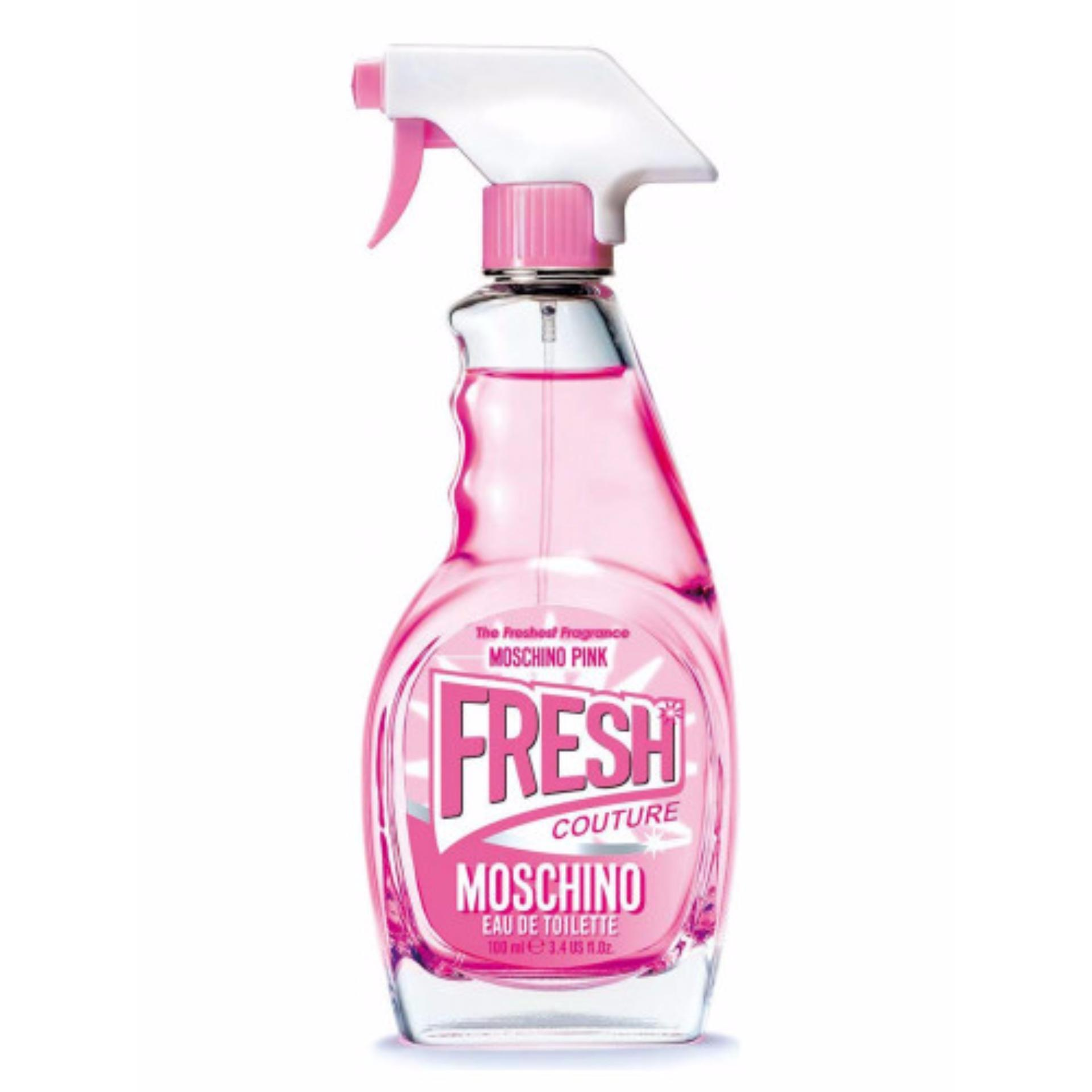 Pink Fresh Couture Moschino for Women100ml EDT