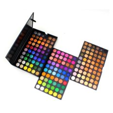 Pop Art 180-Color Makeup Palette with Matte Neutral and Shimmer Eye Shadows Philippines