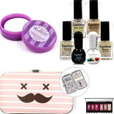 Pop Art Khloe Manicure and Pedicure Set Philippines