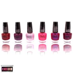Pop Art Margarita Nail Polish Set Of 6 (214-1-D) By Pop Art Beauty Shop.