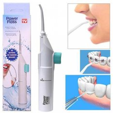 Power Floss Dental Cleaning Kit By Manmico-Health And Beauty.