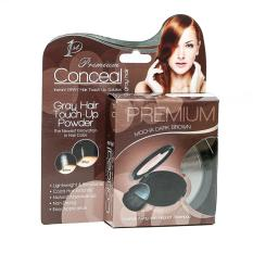 Premium Conceal Gray Hair Touch-Up Powder (Premium Mocha Dark Brown) Philippines