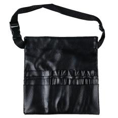 Professional PU Leather 22-Pockets Artist Cosmetic Makeup Brush Tool  Organizer Waist Bag with Belt ea40dfdd25d7a