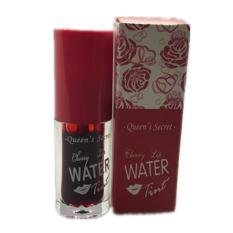 Queens Secret Cherry Lip Water Tint (#504 Dark Red) Philippines