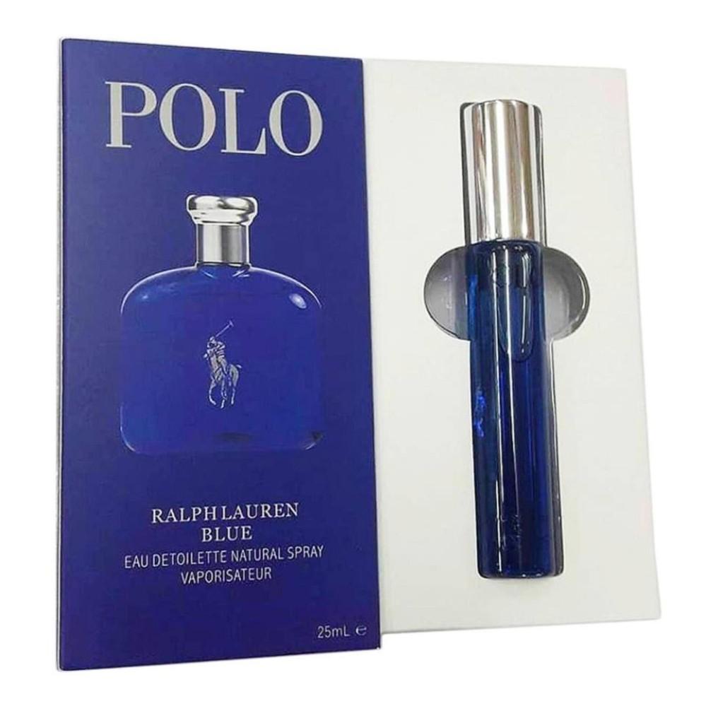 Ralph Lauren POLO Blue Eau de Toilette for Men travel Size 25ml - thumbnail