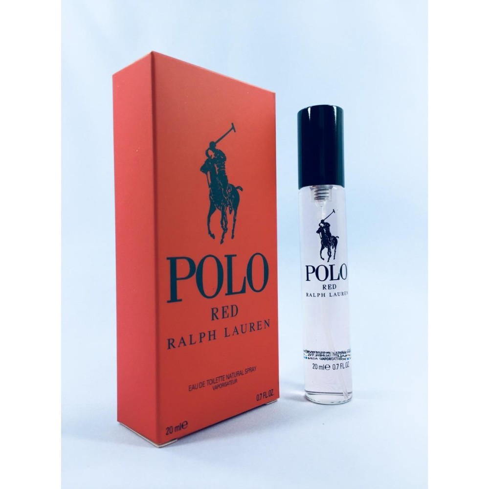 Ralph Lauren Polo Red Eau De Toilette For Men - 20ml product preview, discount at cheapest price