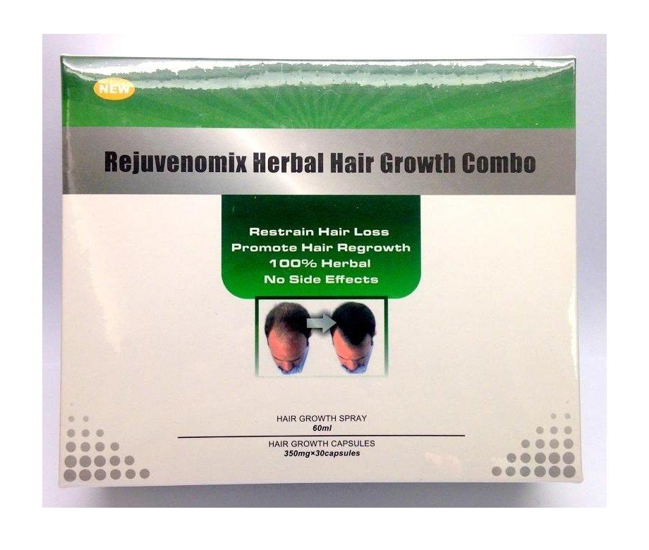 Rejuvenomix Herbal Hair Growth  Combo