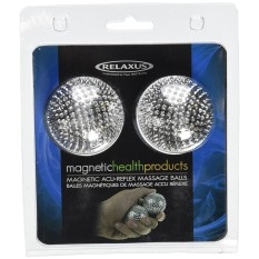 Relaxus Magnetic Ball Acu-Reflex 2-Pack By True Value.