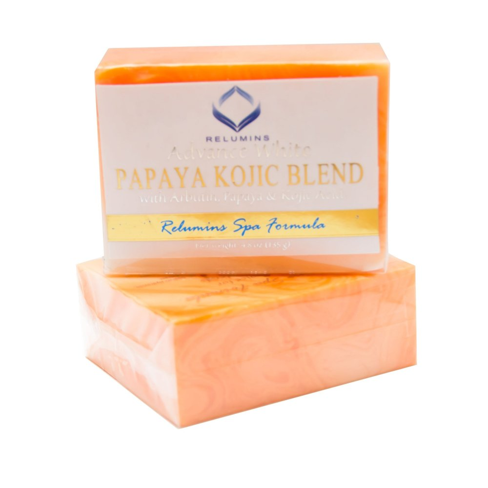 Relumins Advance White Papaya Kojic Blend Soap 135g product preview, discount at cheapest price