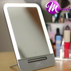 Remax RT-L01 Rechargeable LED Light Makeup Beauty Vanity Mirror Philippines