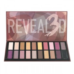 Revealed 3 Pallete 20 Eye Shadow Colors
