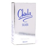 Revlon Charlie Silver Eau De Toilette for Men 100ml - thumbnail 1