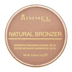 RIMMEL Waterproof Natural Bronzer ~ SUN LIGHT Philippines