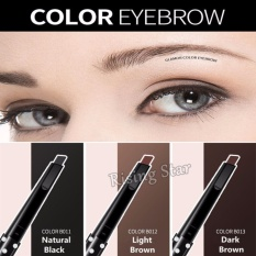 Rising Star 3HC Korea Waterproof Eyebrow Pencil B013 (Dark Brown) Philippines