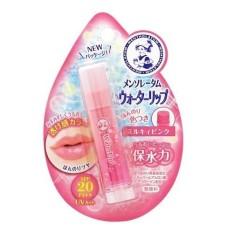Rohto Mentholatum Water Lip Milky Pink 4.5g Philippines