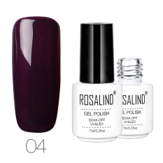 ROSALIND 7ML Chameleo Nail Polish Nail Art Nail Gel Polish UV LED Gel Polish - intl Philippines