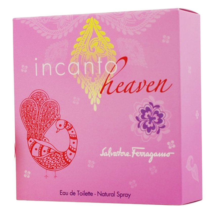 Salvatore Ferragamo Incanto Heaven Eau de Toilette for Women100ml - thumbnail