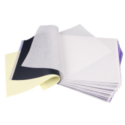 Set of 50pcs Tattoo Thermal Stencil Transfer Copier Paper A4 Size