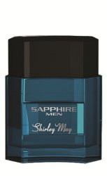 Shirley May Sapphire Men Eau De Toilette for Men 100ml