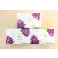 Shuta Facial Tissue Purple Rose 450s Set of 3 289675 w67 Philippines