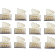 Shuta Natural Bamboo Pulp Facial Tissue 300 sheets By 12pcs. Philippines