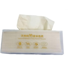 Shuta Natural Bamboo Pulp Facial Tissue 360 sheets by 12pcs. Philippines