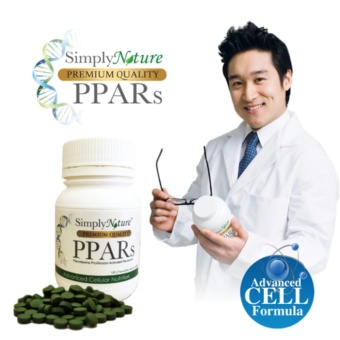 SimplyNature PPARs Tablets 150 tablets