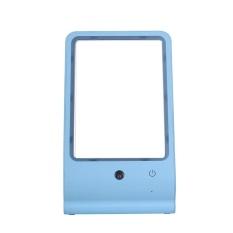 SP Multifunctional Desktop Mirror - Blue - intl Philippines