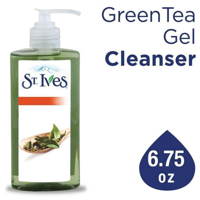 St. Ives Blemish Control Green Tea Gel Cleanser 6.75oz