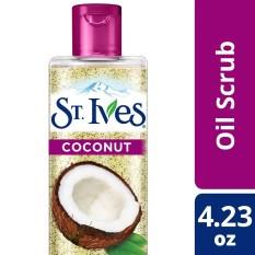 St Ives Exfoliate & nourish Coconut Oil Scrub 4 23oz (125ml)